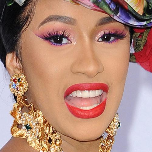Cardi B Eyebrows: That Blend ... : BadMUAs