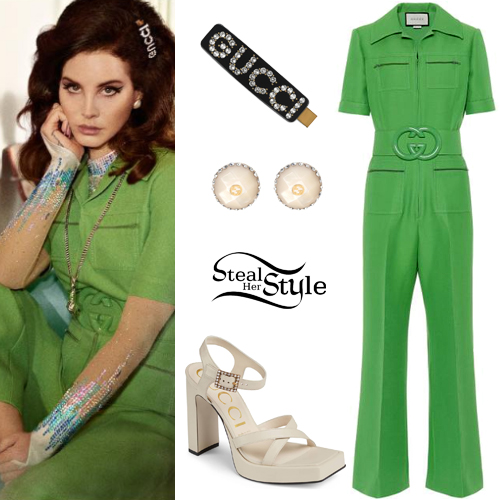 ec3722a601 Lana Del Rey Clothes, Style & Fashion | Steal Her Style