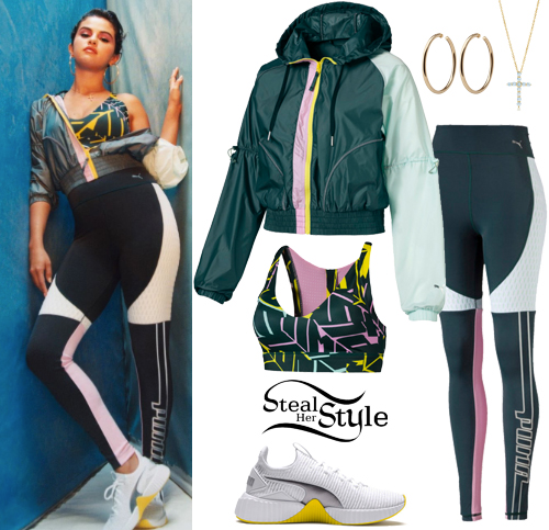 187 Puma Outfits Steal Her Style