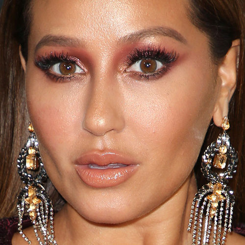 Adrienne Bailon S Makeup Photos Products Steal Her Style
