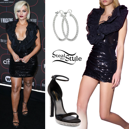 2e0e37c395 Bebe Rexha Clothes & Outfits | Steal Her Style