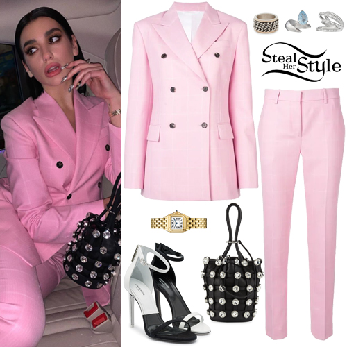 94a992489fc Dua Lipa Clothes   Outfits