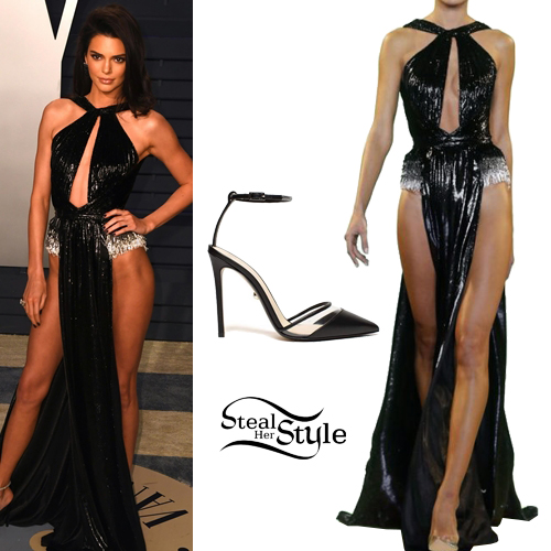 Selena Gomez Wears See Through Dress At Coachella Attends: Kendall Jenner Clothes & Outfits