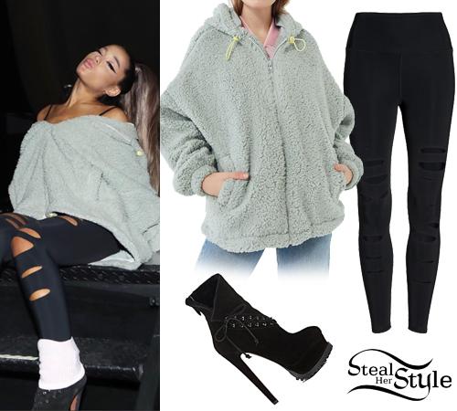 dbc6ba681593 Ariana Grande s Clothes   Outfits