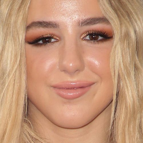 Chloe Moretz Makeup: Black Eyeshadow, Charcoal Eyeshadow