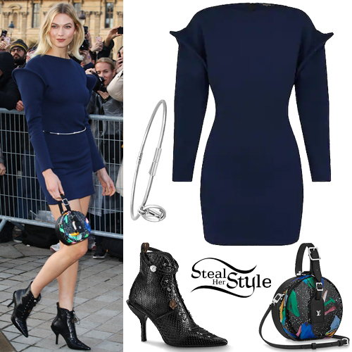 e794dcfb6b Karlie Kloss Clothes & Outfits   Steal Her Style