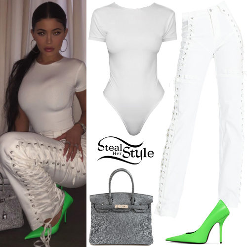 5a08d2644b0e Kylie Jenner Clothes & Outfits | Steal Her Style