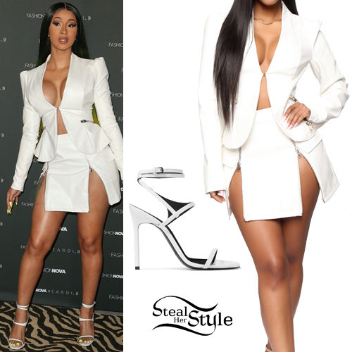 e700161b292dd Cardi B at the Fashion Nova x Cardi B Collection Launch Party. May 8th,  2019 – photo: PRPhotos