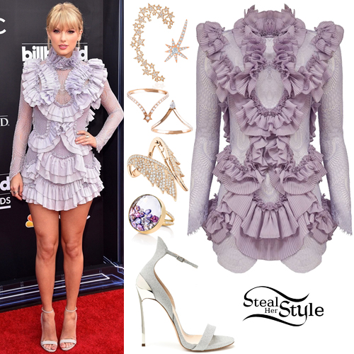 Taylor Swift 2019 Billboard Music Awards Steal Her Style