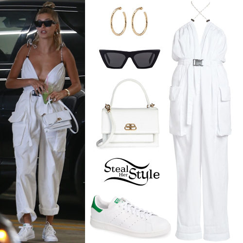 b76d2e8f49eeb Hailey Baldwin Clothes & Outfits | Steal Her Style