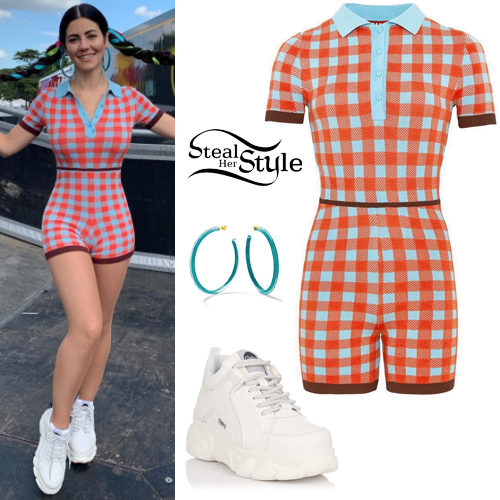 Marina Diamandis' Clothes & Outfits | Steal Her Style