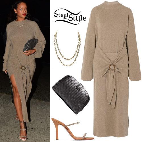 Rihanna\u0027s Clothes \u0026 Outfits