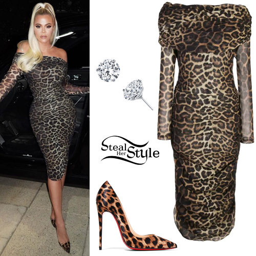 Khloe Kardashian Clothes & Outfits | Steal Her Style
