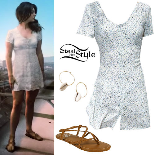 Lana Del Rey Doin Time Video Outfit Steal Her Style