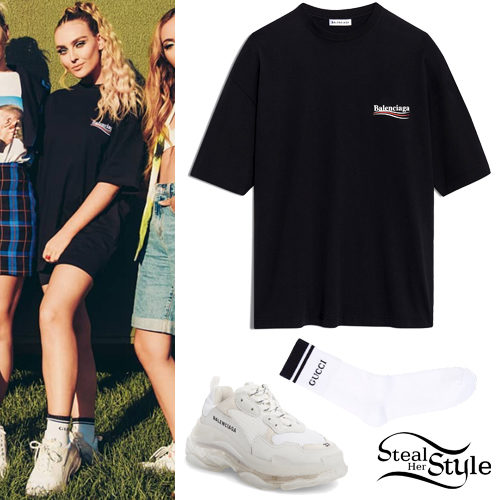 Perrie Edwards Fashion | Steal Her Style