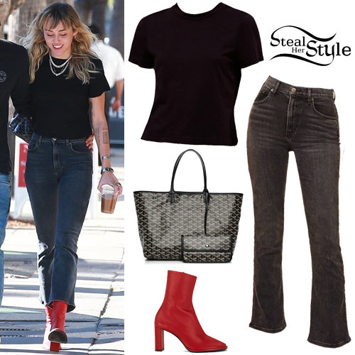 Miley Cyrus Clothes Outfits Steal Her Style