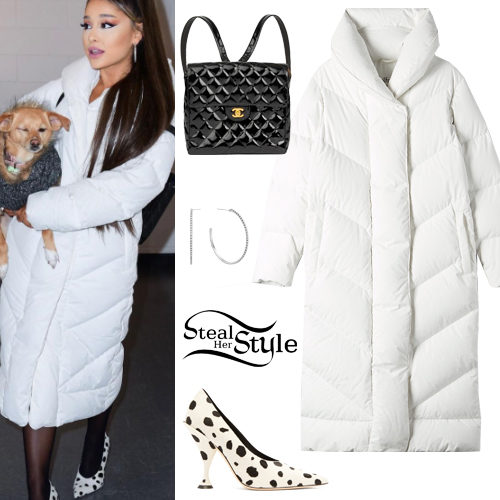 Ariana Grandes Clothes Outfits Steal Her Style