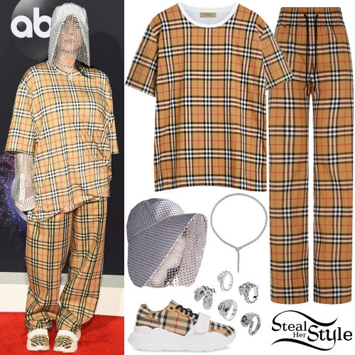 Billie Eilish Clothes Outfits Steal Her Style