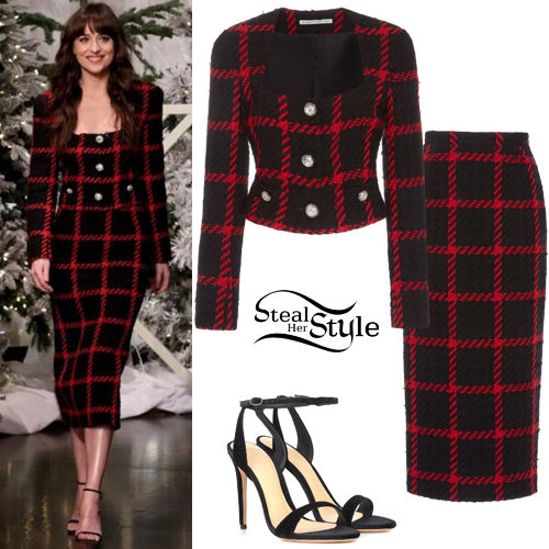 Dakota Johnson Clothes Outfits Steal Her Style