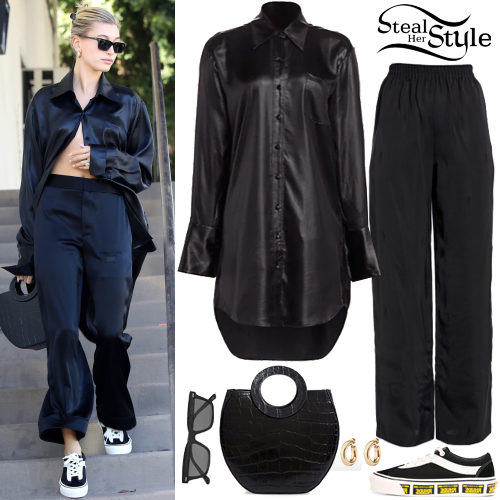 Baldwin Hailey Clothesamp; OutfitsSteal Style Her hQtrds
