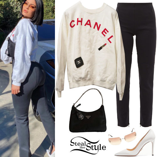 Kylie Jenner Clothes & Outfits | Page 2 of 39 | Steal Her