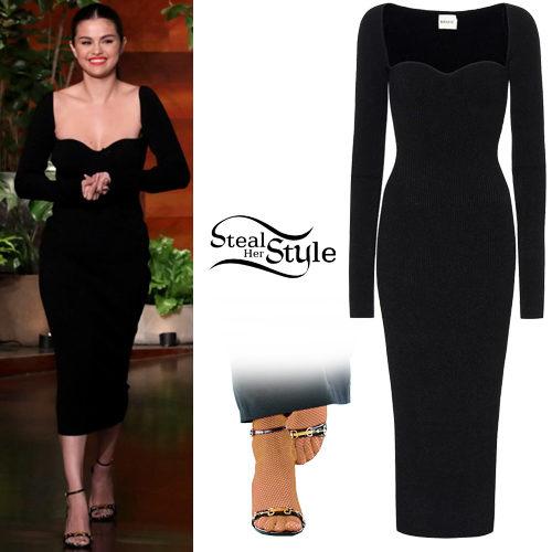 """Image result for The black-tie dress selena gomez"""""""