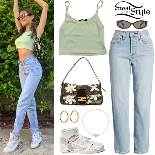 Madison Beer Clothes Outfits Steal Her Style