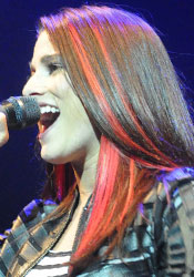 Cassadee Pope's Hair