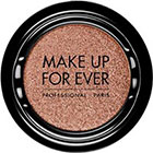 Make Up For Ever Artist Shadow Eyeshadow and powder blush in D712 Crème Brulee (Diamond) eyes