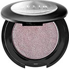 Stila Jewel Eye Shadow in Rose Quartz mauve pink with silver pear