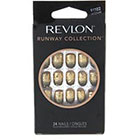 Revlon Runway Collection Medium Length Nails in 12 Sizes 28.0each in Starlet