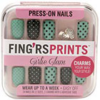 Fing'rs Fing'rs Prints Press-on Nails 1.0set in Girlie Glam - On the Dot