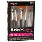 Fing'rs Fing'rs Heart 2 Art Nail Art Kit 1.0set in Art Box Extreme