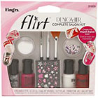 Fing'rs Fing'rs Flirt Design-Her Complete Salon Kit 1.0set