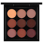 M·A·C Eye Shadow x 9: Burgundy Times Nine