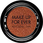 Make Up For Ever Artist Shadow Eyeshadow and powder blush in I724 Rust (Iridescent) powder blush
