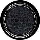 Make Up For Ever Artist Shadow Eyeshadow and powder blush in D104 Black Diamond (Diamond) eyeshadow