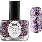 Ciate Ciate London Mini Paint Pot Nail Polish and Effects in Fancy Pants glitter with flecks of mult