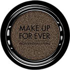Make Up For Ever Artist Shadow Eyeshadow and powder blush in D320 Golden Khaki (Diamond) eyeshadow