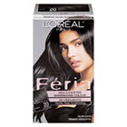 L'Oréal Paris Feria Multi-Faceted Shimmering Permanent Color in 20 Black