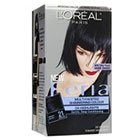 L'Oréal Paris Feria Multi-Faceted Shimmering Permanent Color in 21 Bright Black