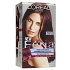 L'Oréal Paris Feria Multi-Faceted Shimmering Permanent Color in 36 Dark Burgundy Brown