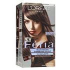 L'Oréal Paris Feria Multi-Faceted Shimmering Permanent Color in 40 Deeply Brown