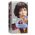 L'Oréal Paris Feria Multi-Faceted Shimmering Permanent Color in 41 Rich Mahogany