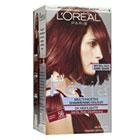L'Oréal Paris Feria Multi-Faceted Shimmering Permanent Color in 56 Auburn Brown