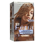 L'Oréal Paris Feria Multi-Faceted Shimmering Permanent Color in 63 Light Golden Brown