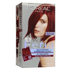 L'Oréal Paris Feria Multi-Faceted Shimmering Permanent Color in 66 Very Rich Auburn