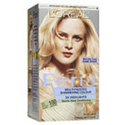 L'Oréal Paris Feria Multi-Faceted Shimmering Permanent Color in 100 Very Light Natural Blonde