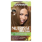 Garnier Nutrisse Ultra Color Nourishing Color Creme in B3 Golden Brown (Cafe Con Leche)