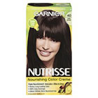 Garnier Nutrisse Hair Color in 40 Dark Chocolate Dark Chocolate